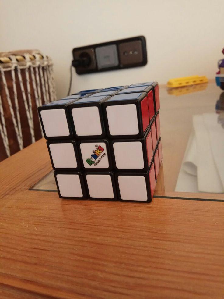 Cubo de Rubik Rubik  Como hacer el cubo de Rubik Cubo de Rubik hecho