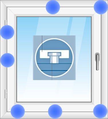 Fenster Einbruchschutz Berlin und Brandenburg - Stahlharte Sicherheit zum Festpreis! Jetzt Pilzkopfverriegelung für nur 249,- pro Fenster nachrüsten!