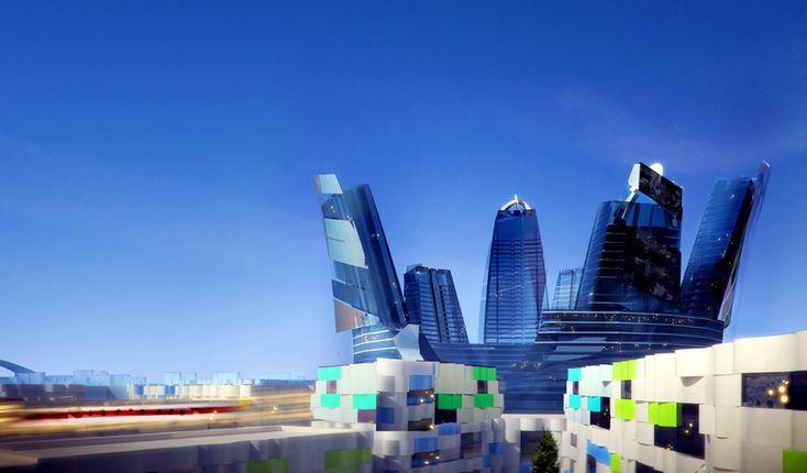 CK designworks: masterplan for nanjing china