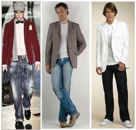 Пиджаки мужские спб с джинсами