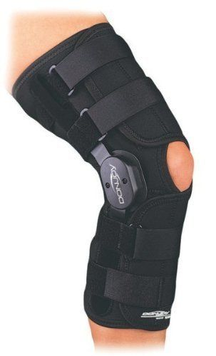 DonJoy Drytex Playmaker Wraparound Knee Brace w/cutout Medium by Donjoy. $218.72. The Drytex Wraparound Playmaker is suitable for mild to moderate ACL, PCL, MCL and LCL instabilities