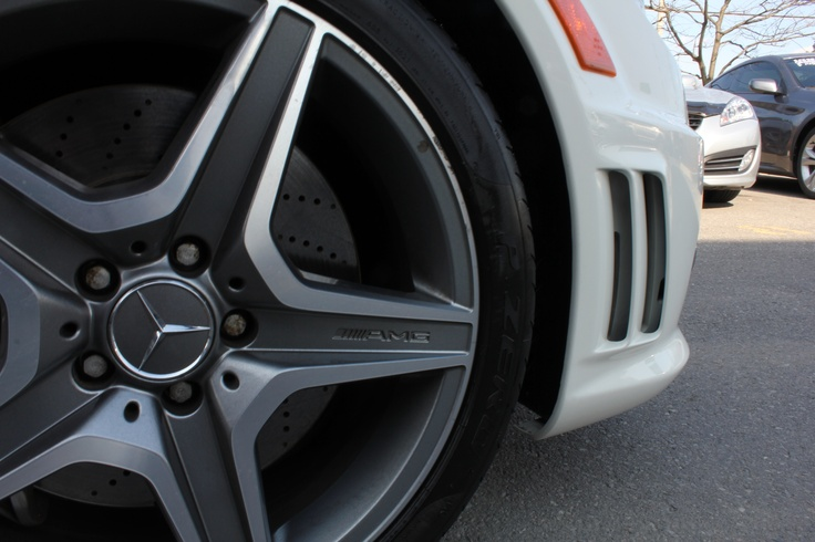 2008 Mercedes C63 AMG Alloy Wheel