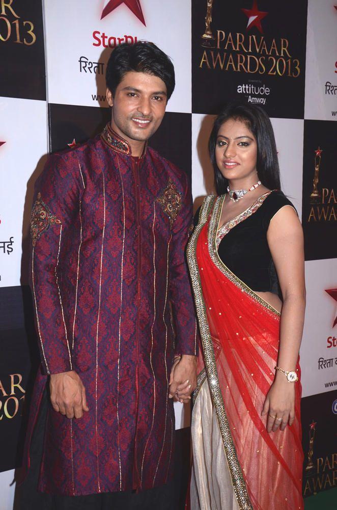 Sandhya aka Deepika Singh and Sooraj aka Anas Rashid from ...