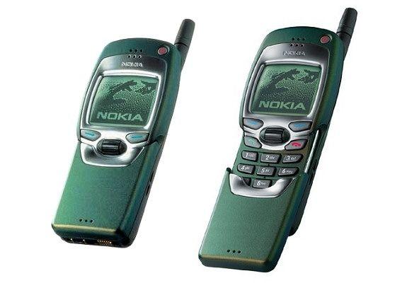 de eerste telefoon met mobiel internet (wap)
