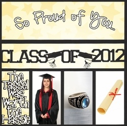 Graduation Layout by SYT