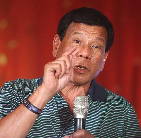 Political Dresser - Creepy Costume Idea: Rodrigo Duterte. Hitting the Halloween party circuit as Philippine President Rodrigo Duterte is guaranteed to set you apart, and for a strongman costume it's fairly easy to put together.