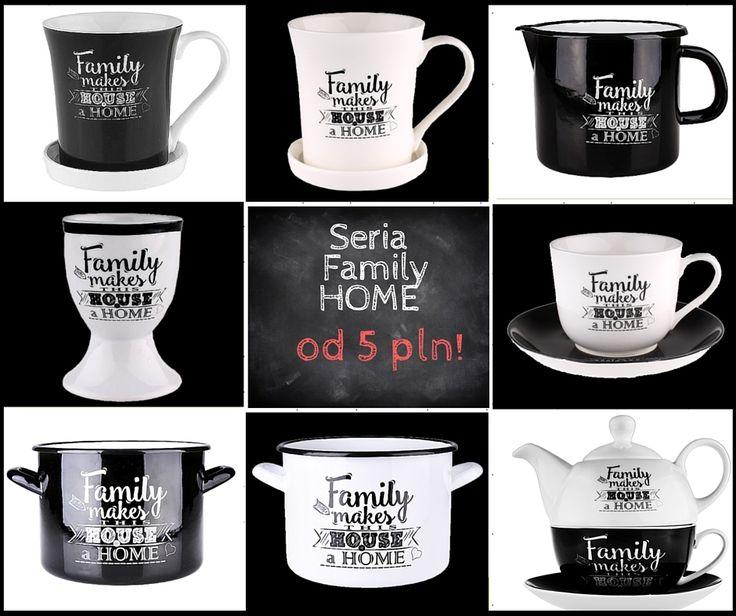 Dostępna jest już cała seria Family Home. Cały zestaw możesz kupic w naszym sklepie -> naczynia.olkusz.pl  #family #home #kuchnia #gotowanie #kawa #garnki #dodatki #dom #wnętrze #wystrój