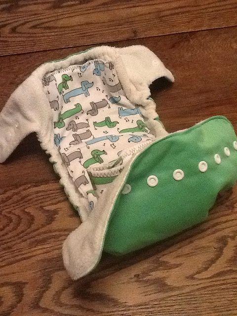 T Shirt Cloth Diaper Frugal T Shirt Flip Style Prefold