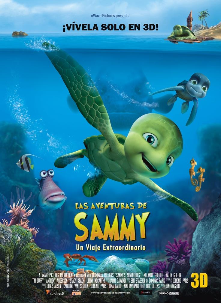 Las aventuras de Sammy - Sammy's avonturen: De geheime doorgang
