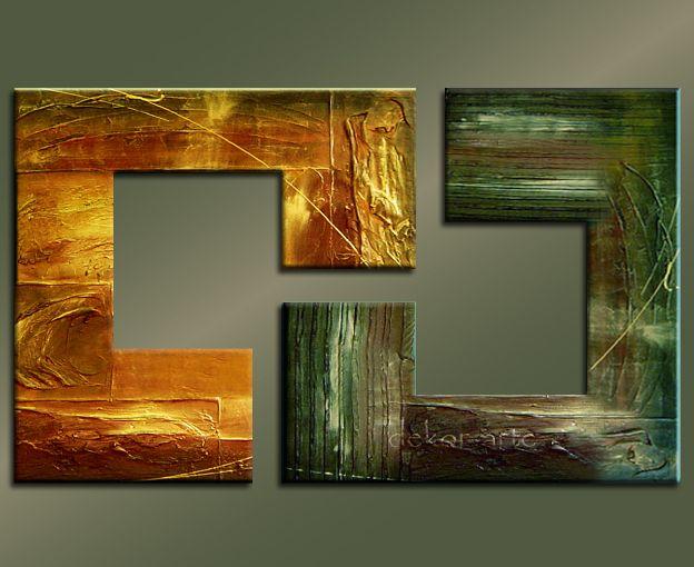Mejores 19 im genes de cuadros decorativos en pinterest - Cuadro decorativos modernos ...