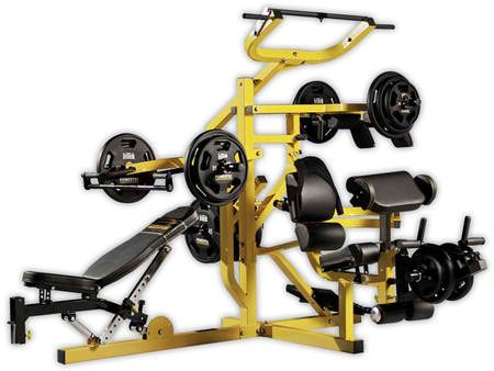 Best home gym equipment under $1500.