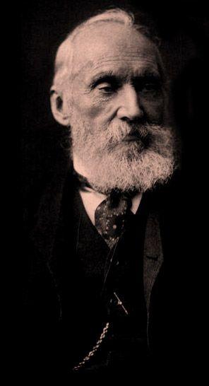 Portrait of Lord Kelvin