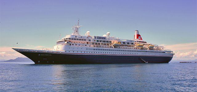 Fred. Olsen Boudicca #fredolsen #cruises #Boudicca