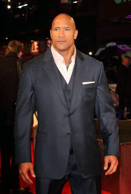 Dwayne Johnson - The Rock: Dwayne Johnson Is Top-Grossing Actor Of 2013http:/...