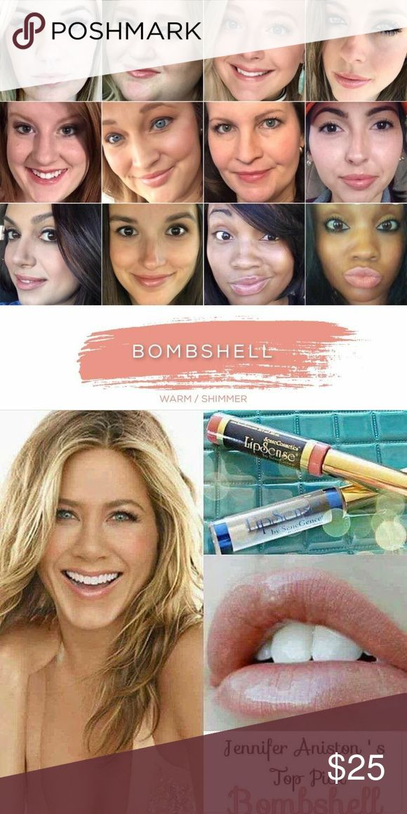 Bombshell Lipsense  ❤️ Most popular Lipsense color is available!! Bombshell is an awesome every day color. If you want to become a distributor for some extra cash, or very lucrative career depending how involved you are, selling the most AWESOME lipstick brand ever, contact me lipsensesv@gmail.com. Distributor ID 350633 Makeup Lipstick