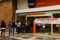 Taís Paranhos: Greve dos bancários fecha agências no País