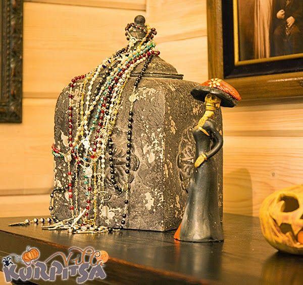 Dia de los Muertos  Elävien kuolleiden päivä