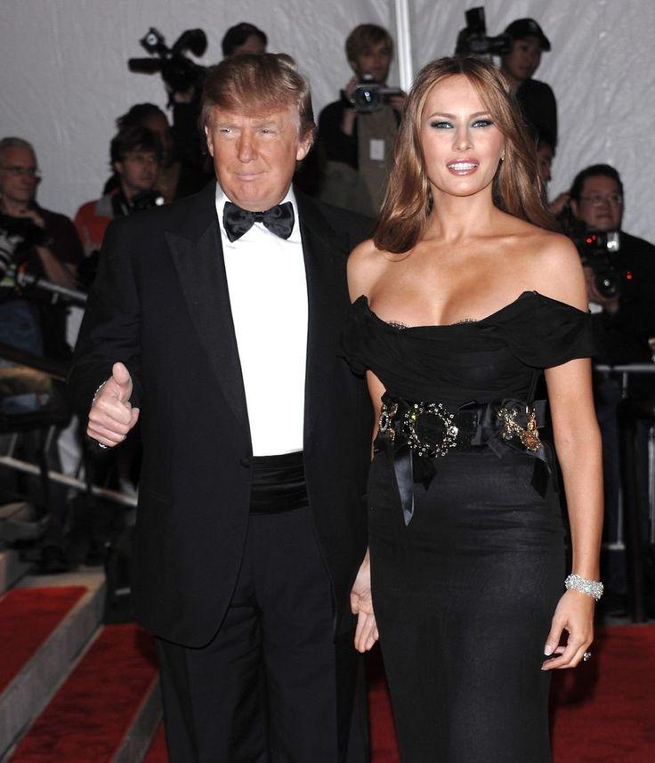 Меланья Трамп – третья жена успешного бизнесмена, богатейшего человека страны, а теперь еще и президента