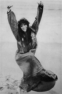 Gypsy Soul: melanie safka, the woman who wrote the book on Bohemian style