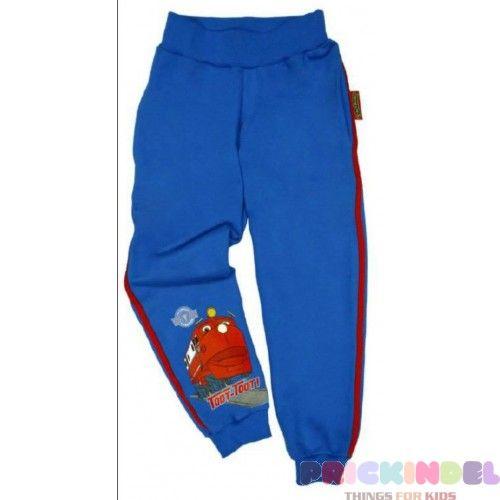 Pantaloni trening Toot-Toot albastri  3408