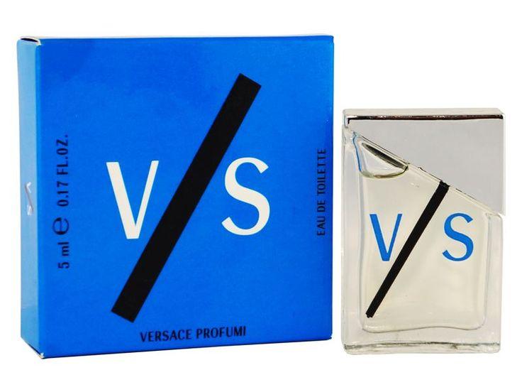 Gianni Versace - Miniature Versus - V/S pour homme (Eau de toilette 5ml)