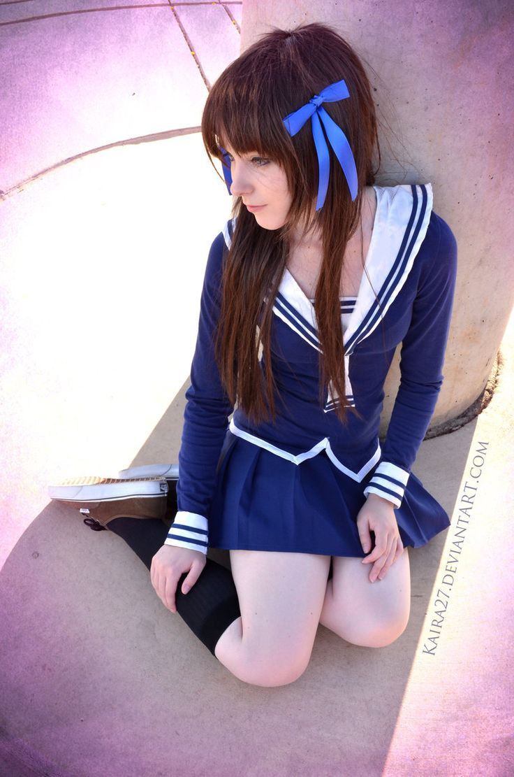 545 best Cosplay images on Pinterest | Costumes, Couples ... Tohru Fruits Basket Outfits