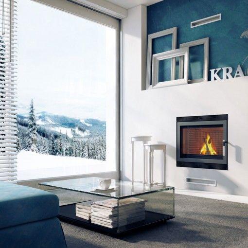 Kratki Blanka 670.570 - Wood Burning Fireplace Insert