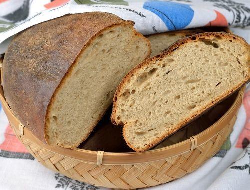 Ankarstock bröd mörkt rågbröd