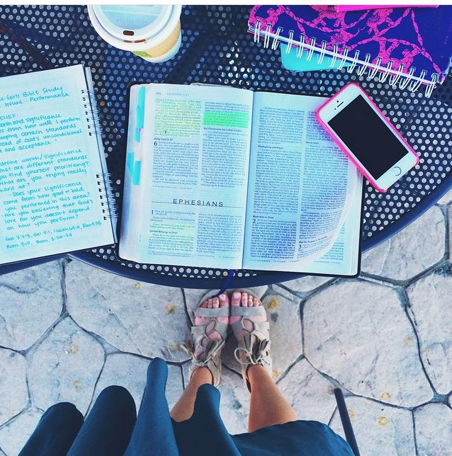 Bible Verses for a college student