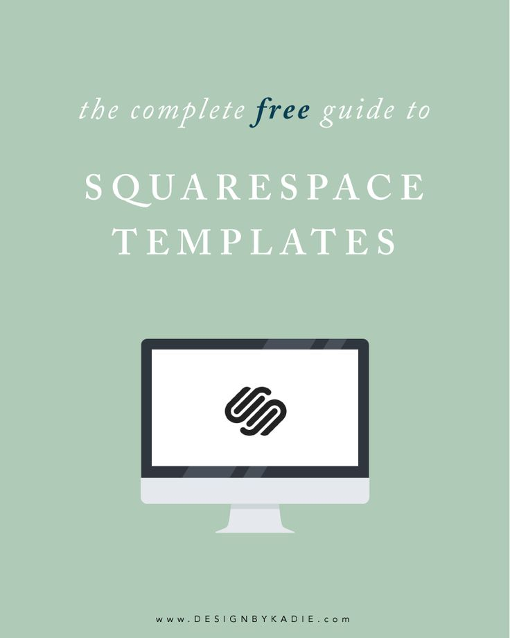 17 best images about squarespace on pinterest no time for Squarespace portfolio templates