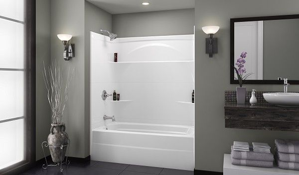 8 best images about remodel on pinterest acrylics tile for 3 piece bathroom ideas