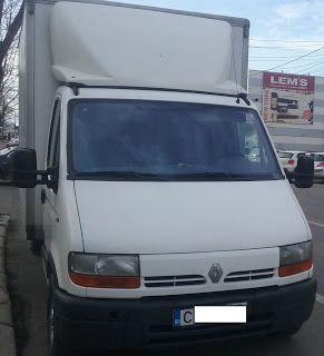 Tractari-Auto-Constanta.ro: De vanzare -4900 euro-Renault Master 2,8TDI-Struct...
