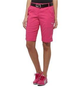 Cabaret Pink #Puma Golf Shorts #onsale #golf4her #lastpair (size 2)