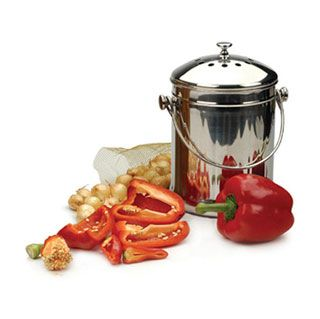 stainless steel kitchen composter outdoor compost bincompost