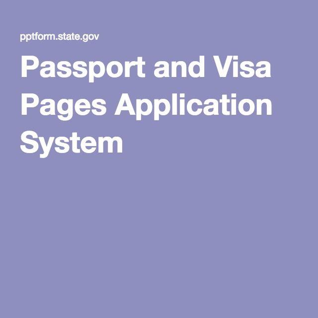Más de 25 ideas fantásticas sobre Online Passport Application Form - business application form