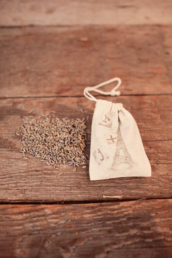 lavender confetti - smells gorgeous!