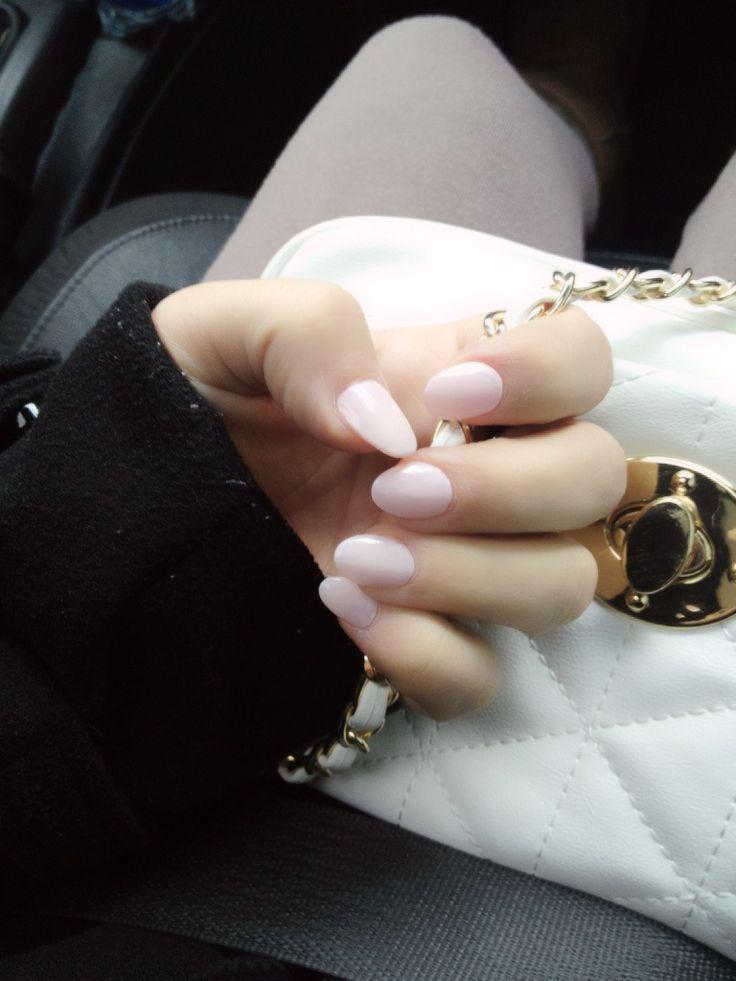 Oval nail!