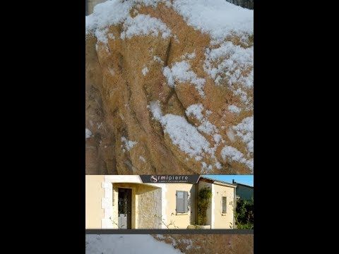 14 best Faux rochers, rocaille, un art ⚒ Imipierre  images on - Exemple Devis Construction Maison