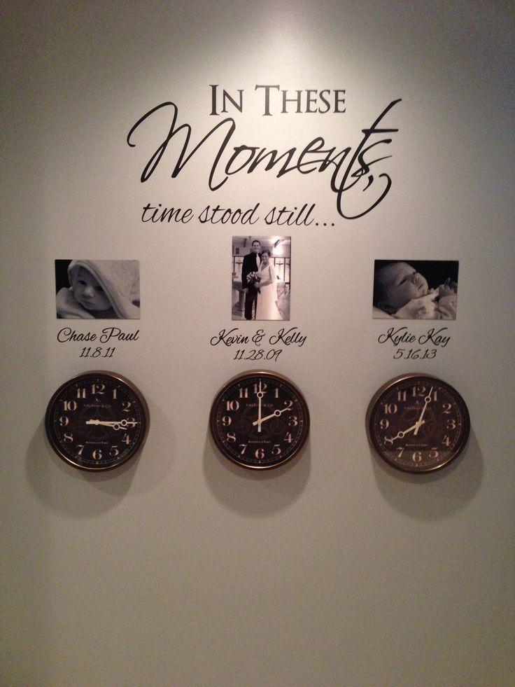 In diesen Momenten stand die Zeit still … #Moments # still #this