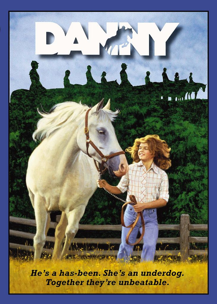Danny. ...only one of the best horse movies from way back:)