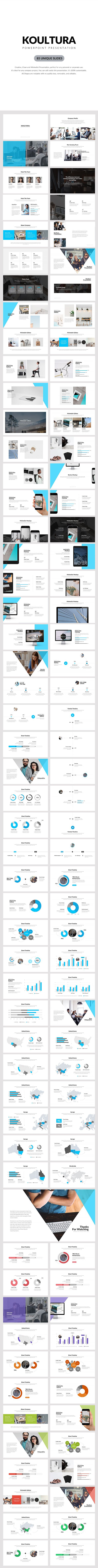 Koultura Powerpoint Presentation — Powerpoint PPT #pptx #customer • Available here ➝ https://graphicriver.net/item/koultura-powerpoint-presentation/20519758?ref=pxcr