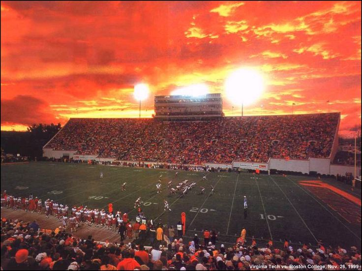 Oh Blacksburg......I miss you already :( some of the best years of my life spent down there