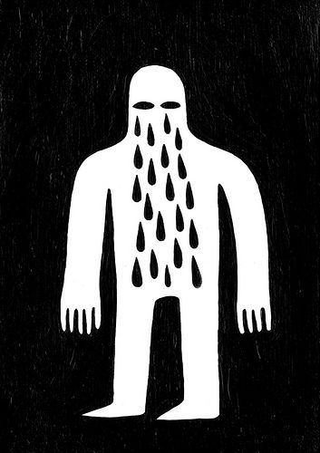 Crying Man | Jack Teagle
