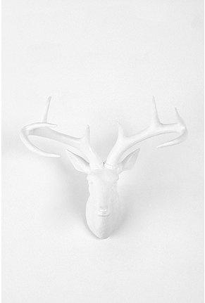 Deer Trophy Wall SculptureDeer Head