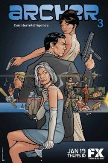 Watch Archer Season 5 Episode 9 Online at Movie25. #Archer #Archerseason5