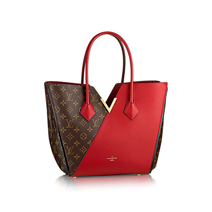 Louis Vuitton Kimono Tote Monogram Canvas Handbag