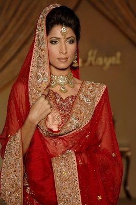 Pakistani Wedding Women Dresses Collection 2013 2014 Fashion