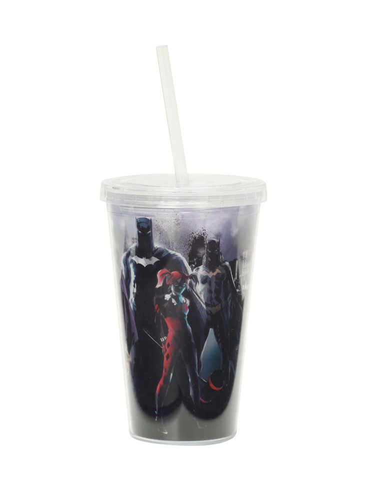 Stay hydrated, superheroes.