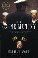 The Caine mutiny / Herman Wouk. An entertaining story of life and mutiny on a Navy warship in the Pacific theater, this novel was one of the first serious works of fiction to help readers grapple with the human consequences of World War II. F/WOU