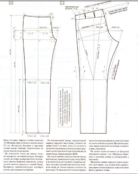 """Мобильный LiveInternet Журнал """"Ателье"""" Три модели мужских брюк.   Ivadi_Fari_Gans - ГАРМОНИЯ и ВЛАСТЬ ТВОРЧЕСТВА.  """